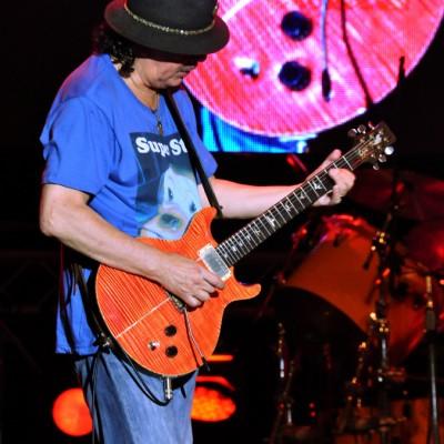 Carlos Santana - les voix du gaou
