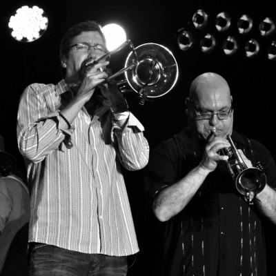 Jeff Cressman & Bill Ortiz - Santana