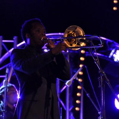 Maceo Parker - Cabriés jazz festival