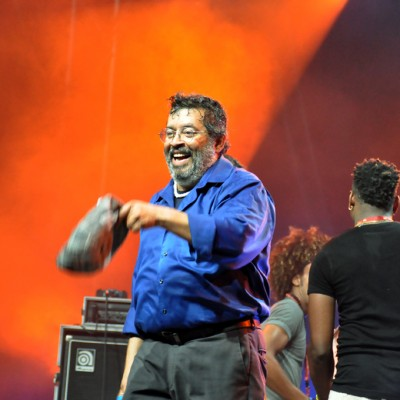 giovanni Hidalgo au Tempo Latino