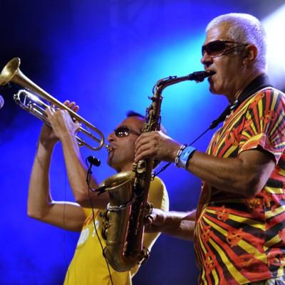 Nojazz - Sly Gontard & Phil Slam  au Tempo Latino