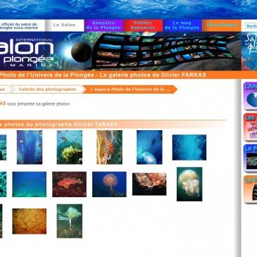 Salon de la plongée sous-marine