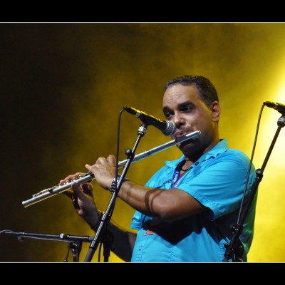 Maraca Valle au Tempo Latino 2013