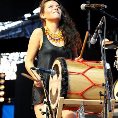 La Chiva Gantiva Jazz à Vienne 2014
