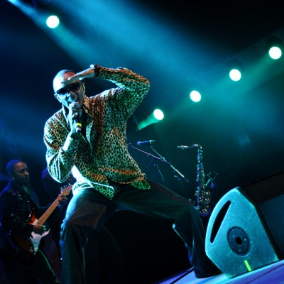 Kool and the gang Jazz à Vienne  2014