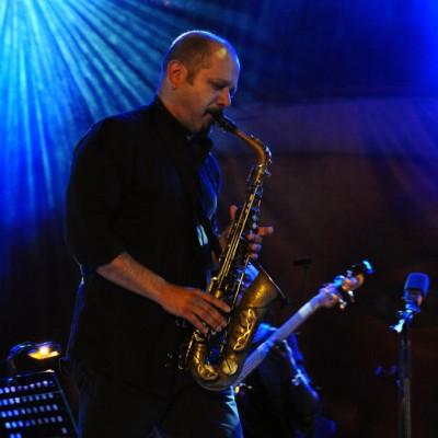 Stefano Di Batista  Jazz à Vienne 2014