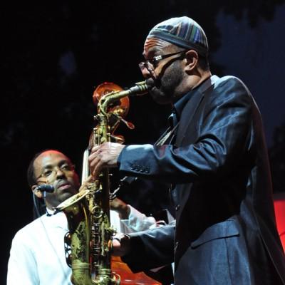 Kenny Garrett quintet Marseille jazz des 5 continents 2016