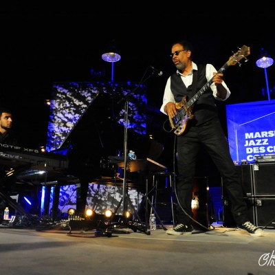 Staley Clark - Marseille jazz des 5 continents 2016