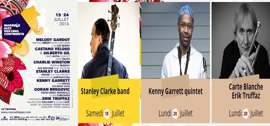 Marseille Festival Jazz des 5 Continents 2015
