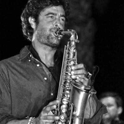 Julien Daên Bandol jazz festival 2015