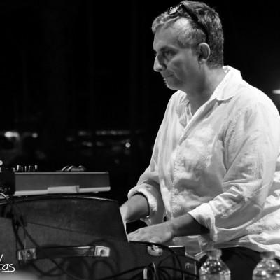 Alfio Origlio Bandol jazz festival 2015