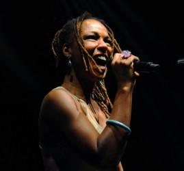 Lisa Simone Caval'Air Jazz Festival