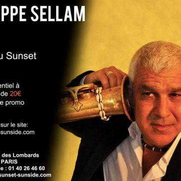 Photo pour l' affiche de Philippe Sellam trio
