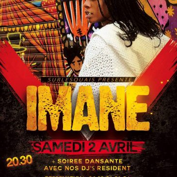 Photo pour l' affiche d' Imane