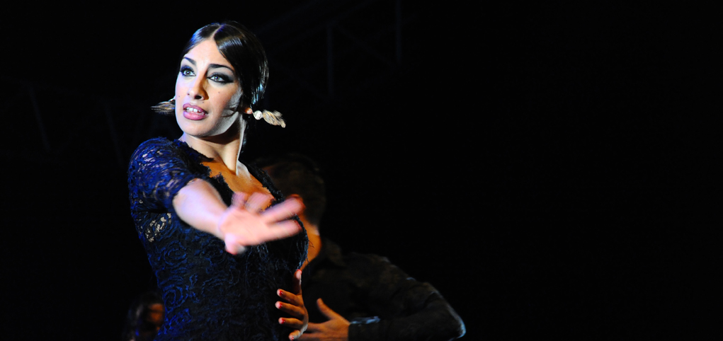 Photographe officiel des Nuits Flamencas d' Aubagne  2016