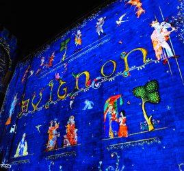 les luminessences d'Avignon 2016