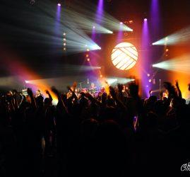 Electro Deluxe Circle Tour 2016
