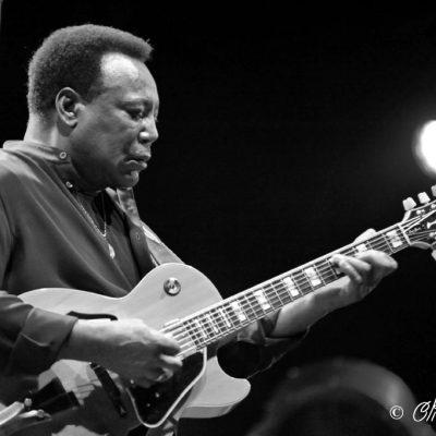 Georges Benson Marseille jazz des 5 continents 2017