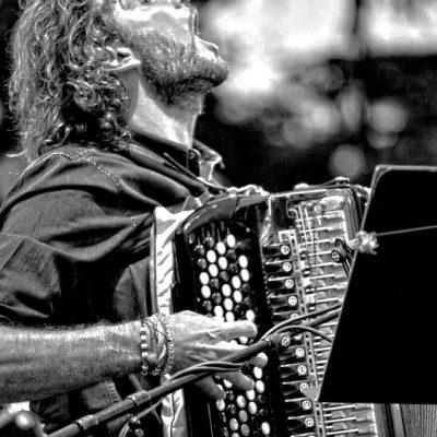 Vincent Peirani - Marseille jazz des 5 continents 2017