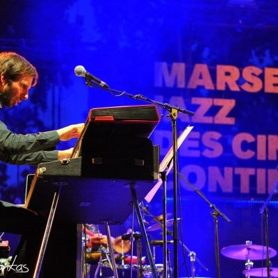 Tony Paelman - Marseille jazz des 5 continents 2017