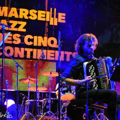Vincent Peirani- Marseille jazz des 5 continents 2017