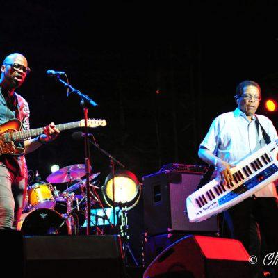 Herbie Hancock & Lionel Loueke Marseille jazz des 5 continents 2017