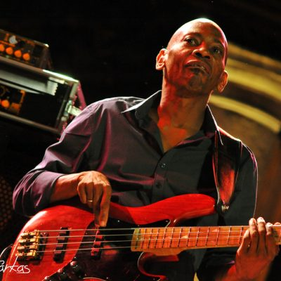 Reggie Washington - Lisa Simone au jazz a ramatuelle 2017