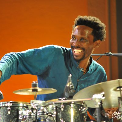 Sonny Troupé - Lisa Simone au jazz a ramatuelle 2017