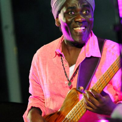 Richard Bona jazz à Toulon 2017