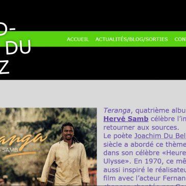 Photo de Hervé Samb pour Rond-Point du Jazz